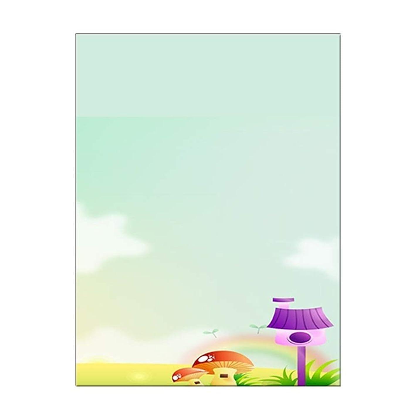 困惑したスローくしゃくしゃOUPAI 窓フィルム ウィンドウプライバシーフィルム、接着剤なしのレインボーウィンドウステッカー、家庭用キッチン用非粘着ガラスフィルム、寝室のリビングルーム用の取り外し可能なウィンドウティントフィルム ガラスフィルム (Color : A, Size : 40x100cm)