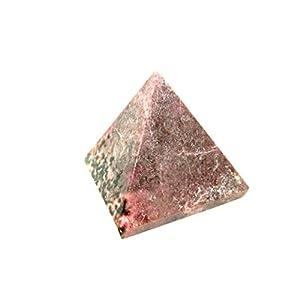 Handmade Rhodonite Pyramid Reiki Healing