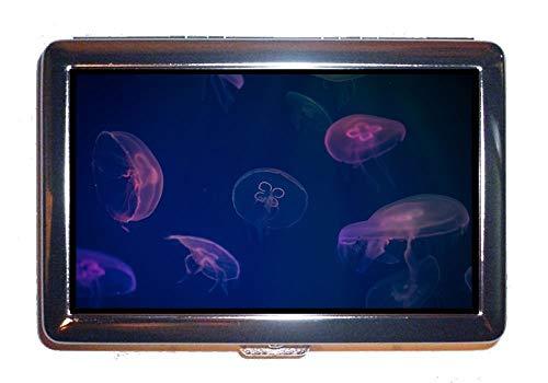 Cassetta porta sigarette, biologia dell'acquario close up, scatola porta valigie