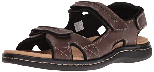 Dockers Mens Newpage Sporty Outdoor Sandal Shoe,Briar, 11 M US