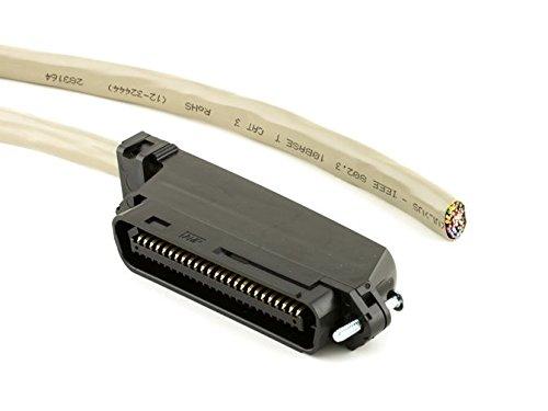 Telco Cat3 Kabel (Stecker auf offenes Ende, 90 Grad, 3 m)