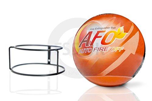 FSS Auto Fire Off Feuerlöscher-Ball, Mehrzweck-Ball, Feuerlöscher, ideal für Bereiche mit hohem Brandrisiko, kann auch Feuer löschen, indem er in das Feuer geworfen wird, Zertifikate: CE, SGS und SNAS