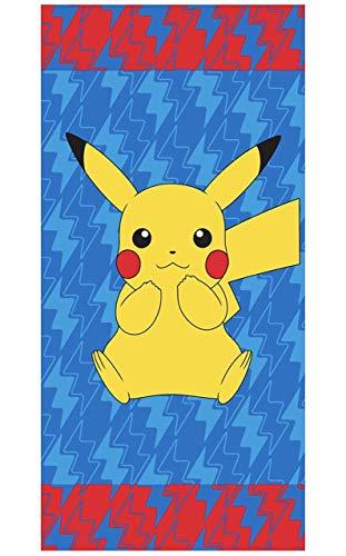 Franco Pokémon Pikachu Beach Towel