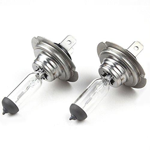 WINOMO H7 Ampoule pour phares avant Halogène Xenon Voiture 12 V 55 W Lot de 2