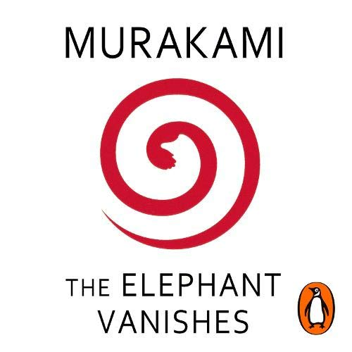 The Elephant Vanishes cover art