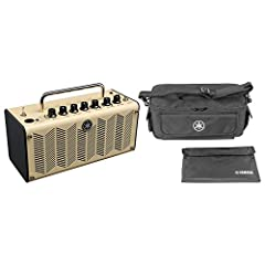 Includes Cubase AI6 and Gig Bag! Five mic models Optimized for acoustic electric guitars Can run on AC power or batteries. Effects processing driven by Yamaha's signature VCM technology