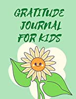Gratitude Journal For Kids .