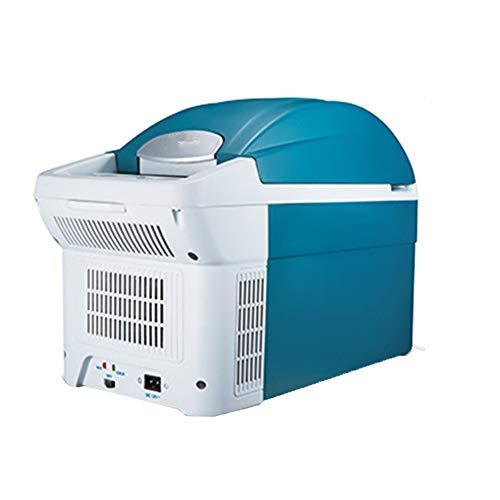 Mini frigo XYBB Frigo portatile Mini Frigorifero Auto Frigorifero Dormitorio per studenti Scatola di raffreddamento Tocco Congelatore Silenzioso Frigo
