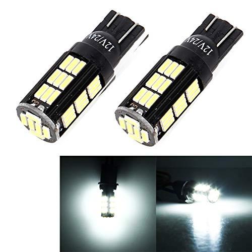 Tangmeiyu. LED-Marker-Licht 2-Pack T10 /...