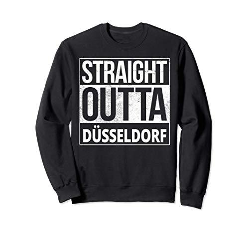 Regalo de Dusseldorf Straight Outta Dusseldorf Sudadera