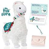 Product Image of the Llama Stuffed Animal