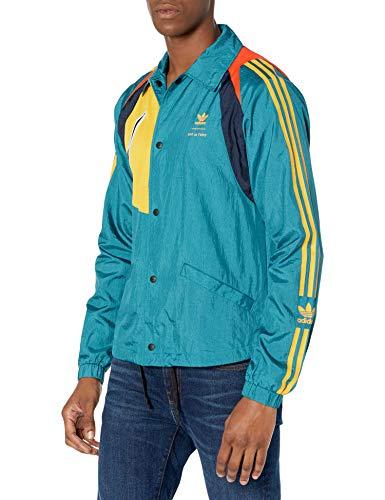 adidas Originals Men's Bench Jacket Rich Green X-Small
