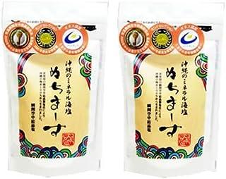 沖縄のミネラル海塩 ぬちまーす 111g×2袋セット