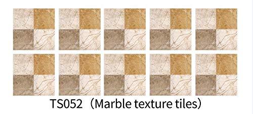Leileixiao 29Color 10 cm-30 cm Pegatina de azulejo Mosaico Pegatina de Pared Pegatina de Pared Adhesiva de Cocina baño Inodoro Impermeable PVC Fondo de Pantalla hogar Deca
