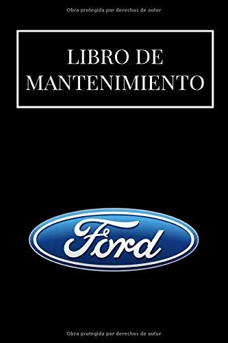 Libro de Mantenimiento: Registro de Mantenimiento coche con páginas prefabricadas   Lleva un registro reparaciones y del mantenimiento coches   Permite anotar todas las intervenciones