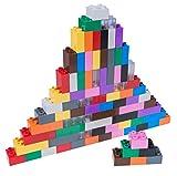 Set n.° 1 de Ladrillos Big Briks para Construir - 84 Piezas -...