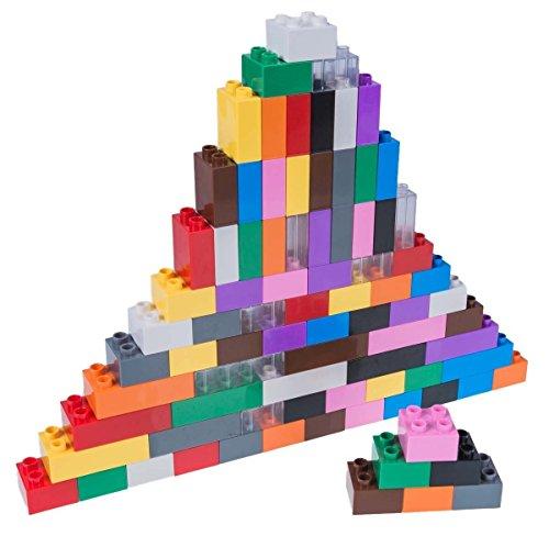 Set n.° 1 Ladrillos Big Briks Construir - 84 Piezas