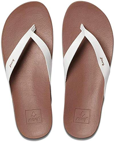 Reef Damen Cushion Bounce Court Flipflop, Cloud, 38.5 EU