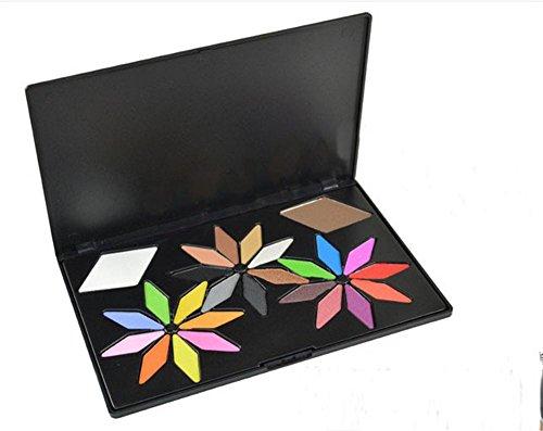Professionelle 26 Farben Lidschatten Palette Makeup Contouring Kit Kombination mit Reparatur Pulver...