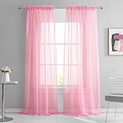 6 Best Sheer Curtain For Bedrooms