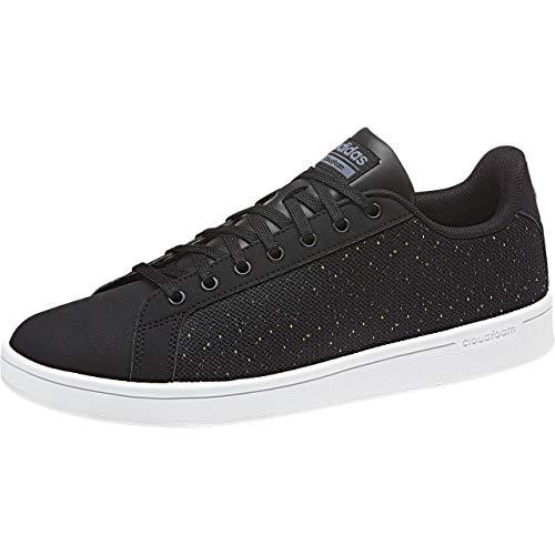 adidas Cloudfoam Advantage Clean, Zapatillas de Tenis para Hombre, Negro (Cblack/Cblack/Onix Cblack/Cblack/Onix), 39 1/3 EU