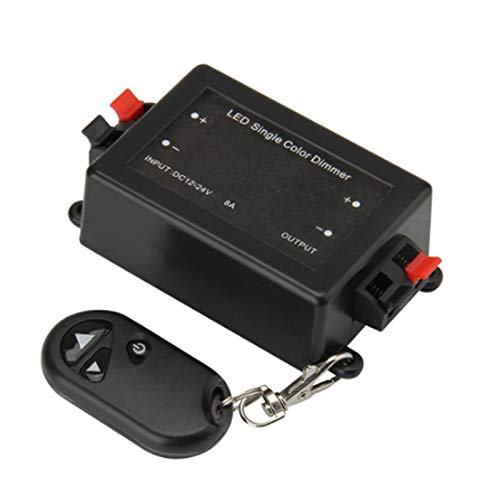 Diverse LEDSingle color Dimmer 3 Key RF Controlador remoto...