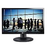 """6. Monitor LG 21.5"""" IPS Full HD, Ajuste de altura e Inclinação, Pivot 90º - 22BN550Y, Preto"""