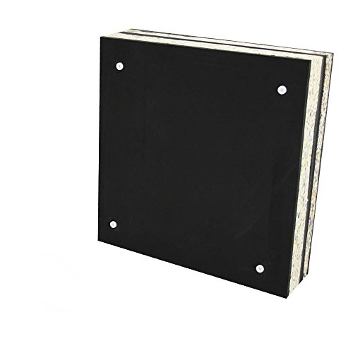 Stronghold Schaumscheibe Black Strong bis 55lbs (60x60x15 cm)