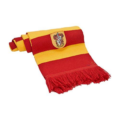 Harry Potter sjaal - Gryffindor. Slytherin. Ravenclaw - 190cm - Cinereplicas (Gryffindor rood en goud)