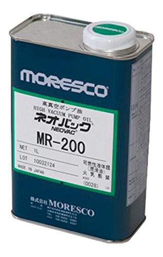 松村石油 MR-200 真空ポンプオイル 1L