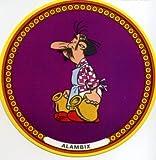 Astérix - Bel/Vache qui rit - Le Village arverne - 1 - Alambix