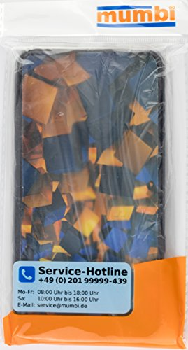 Hülle kompatibel mit Huawei Y7 Handy Case Handyhülle, schwarz - 6