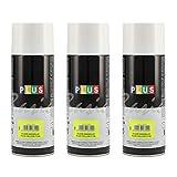 FUSIYU 3Pcs-Spray de Pintura Acrílica de 400ml, Secado Rápido Sin Burbujas,Estándar,Enviar desde Europa,Color Fluor Amarillo F146