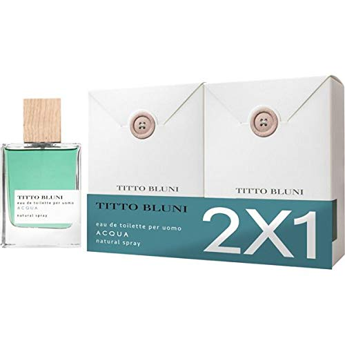 Titto Blundi Col Titto Bluni Acqua 75 Ml 2X1 100 ml