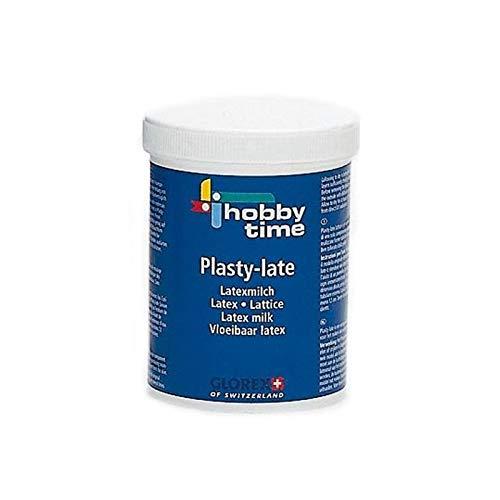 GLOREX 6 2305 00 Plasty Jeu de Late Latex Lait, 250 ml