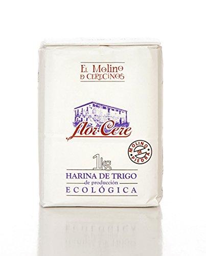 Harina de Trigo Ecologica Blanca MP W-200