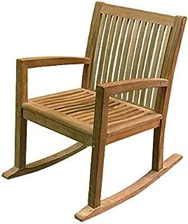 Atlanta Teak Furniture - Teak Rocking Chair - Grade-A