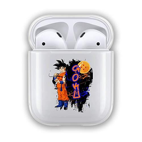 VIENNAR Goku Vegeta Gohan Graffiti Dragon Ball fupfg TPU Transparent Case For Funda...