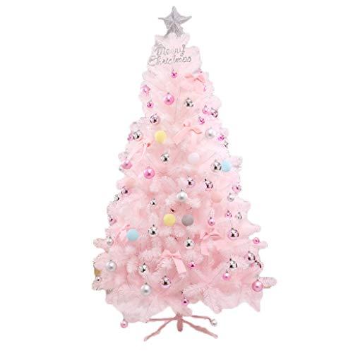 Árbol de Navidad de Color Rosa Adornos de Navidad Decoración for el...