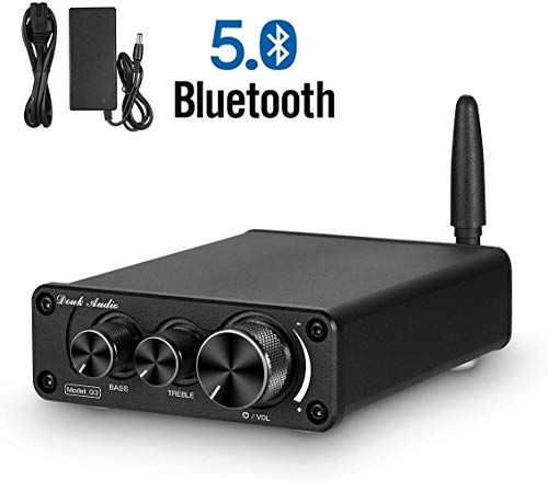 Nobsound TPA3116 - Amplificador potencia Bluetooth