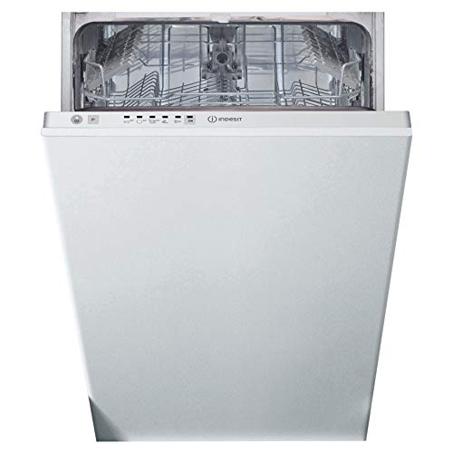 DSIE2B10UKN Fully Integrated Built-In Dishwasher