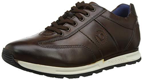bugatti Herren 311819021100 Sneaker, Braun Brown 6000, 40 EU