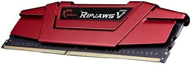G.Skill RipjawsV 8GB Desktop Bellek (F4-2400C15S-8GVR)