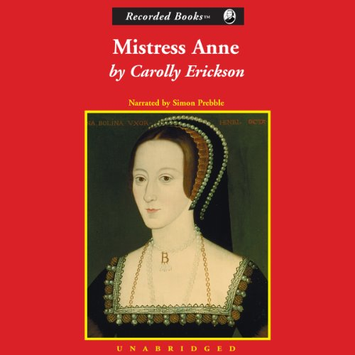 Mistress Anne cover art