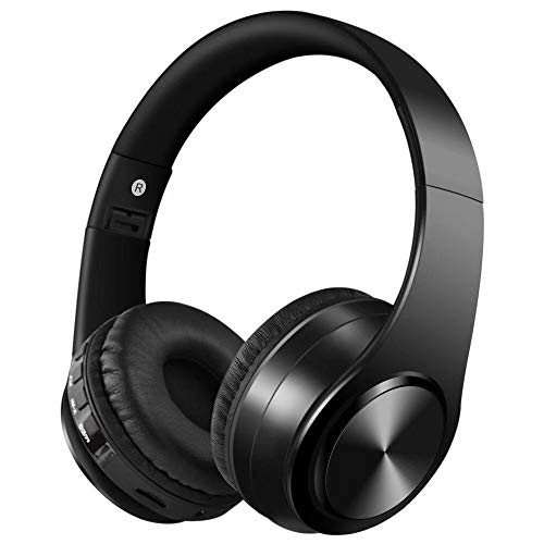 Auriculares Auriculares inalámbricos Bluetooth Music Sports Running Plegable B3 negro