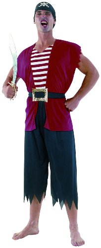 Rio - 1904 - Déguisement - Costume Adulte Homme Pirate