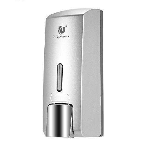 Anself - 300ml Dispensador de Jabón/Champú/Loción para Baño