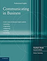Communicating in Business (Cambridge Professional English)