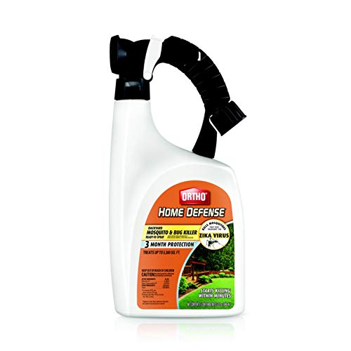 Ortho Home Defense Backyard Mosquito and Bug Killer Ready-To-Spray, 32 oz.