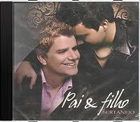 SERTANEJO - PAI & FILHO (1 CD)